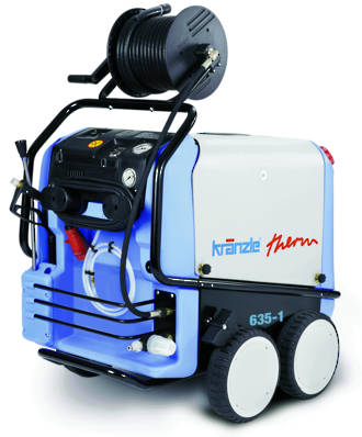 KTH635-1 High Pressure Steam Cleaner