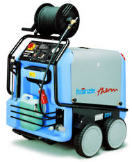 KTH895-1 High Pressure Steam Cleaner