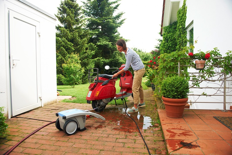 Best Pressure Washer - Kranzle Water Blaster
